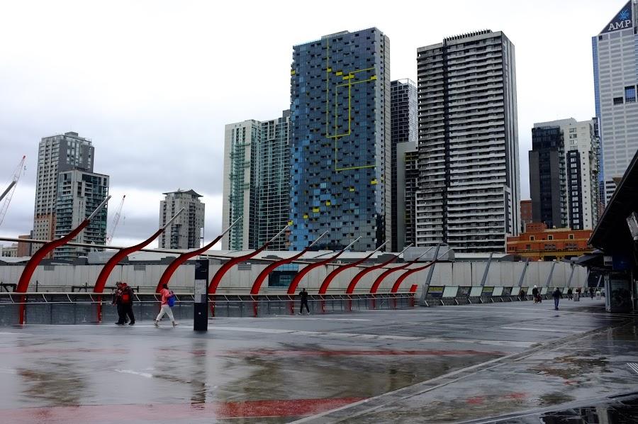 Melbourne walk snapshots