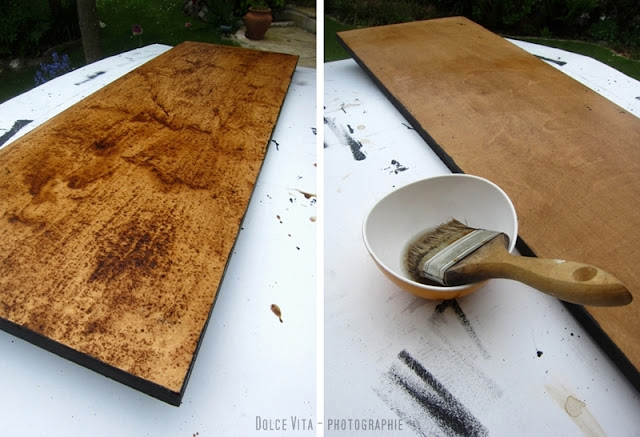 Dolce Vita: DIY : Verwittertes Holz Selbst Herstellen