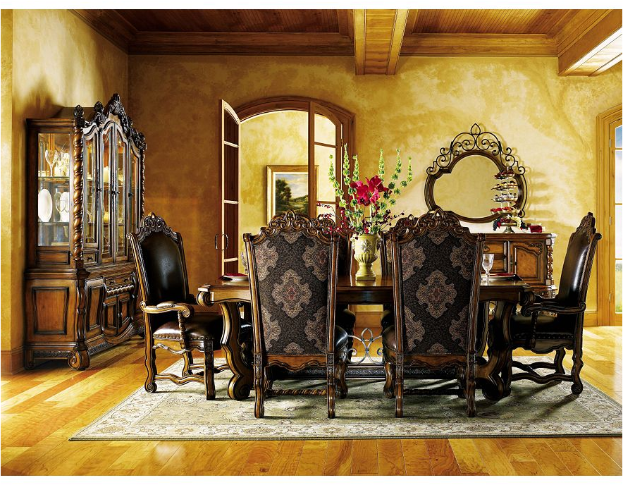 Live With What You Love Interesting Tuscan Style Flooring