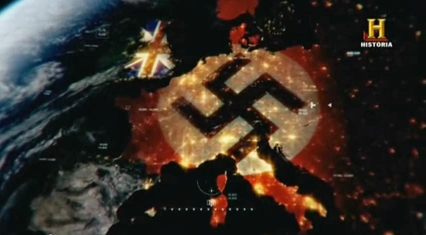 La segunda Guerra Mundial desde el Espacio - Documental - Canal Historia - El troblogdita