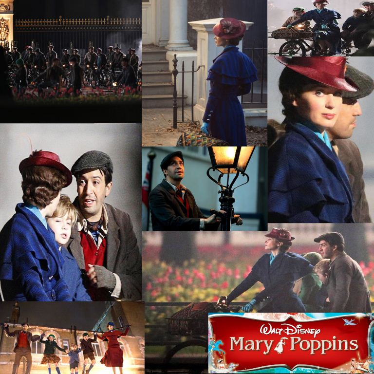 Mary Poppins (2) Returns