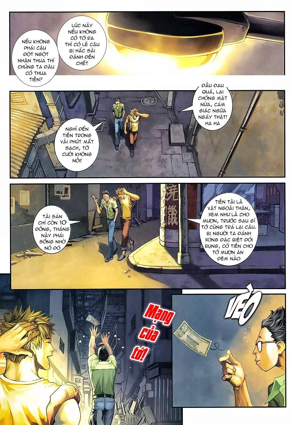 Quyền Đạo chapter 1 trang 27