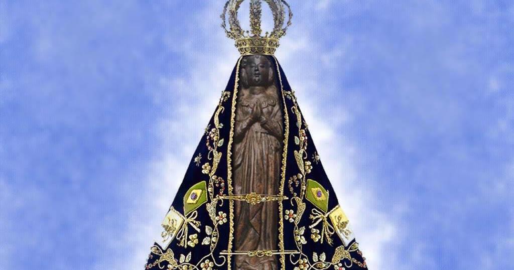 Oração Da Noite Nossa Senhora Aparecida Rogai Por Nós