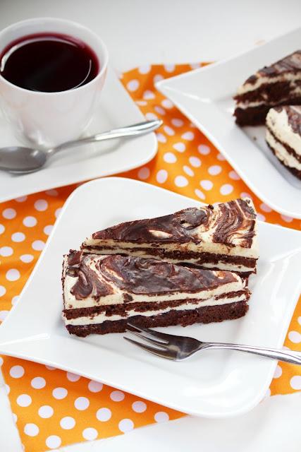ciasto, masa budyniowa, ciasto czekoladowe