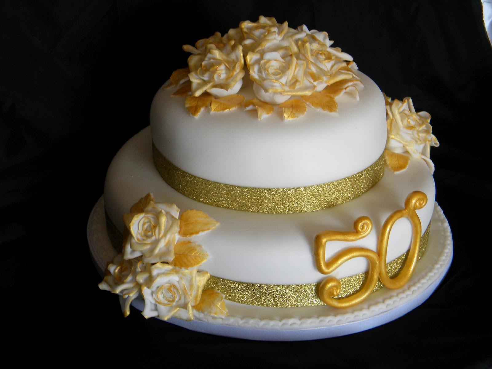 abbastanza Dolci opere: torta 50 anni matrimonio DR37