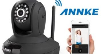 ANNKE 720P Wireless Wifi Network IP Internet Surveillance