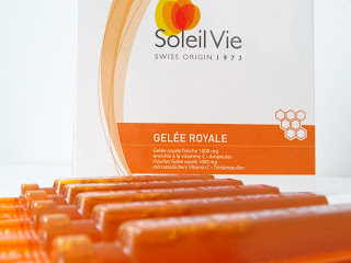 Gelée royale - Soleil Vie