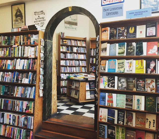 City Lights Bookstore San Francisco by Megan Tristao