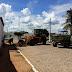 Prefeitura da Prata realiza serviços de limpeza de entulhos