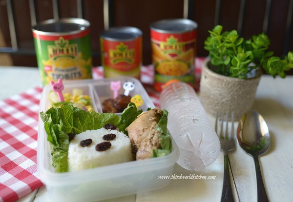 Jolly Bento Baon Ideas