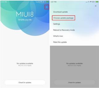 Cara Root Redmi Note 1W 3G MTK Tanpa PC Miui 6,7 dan 8