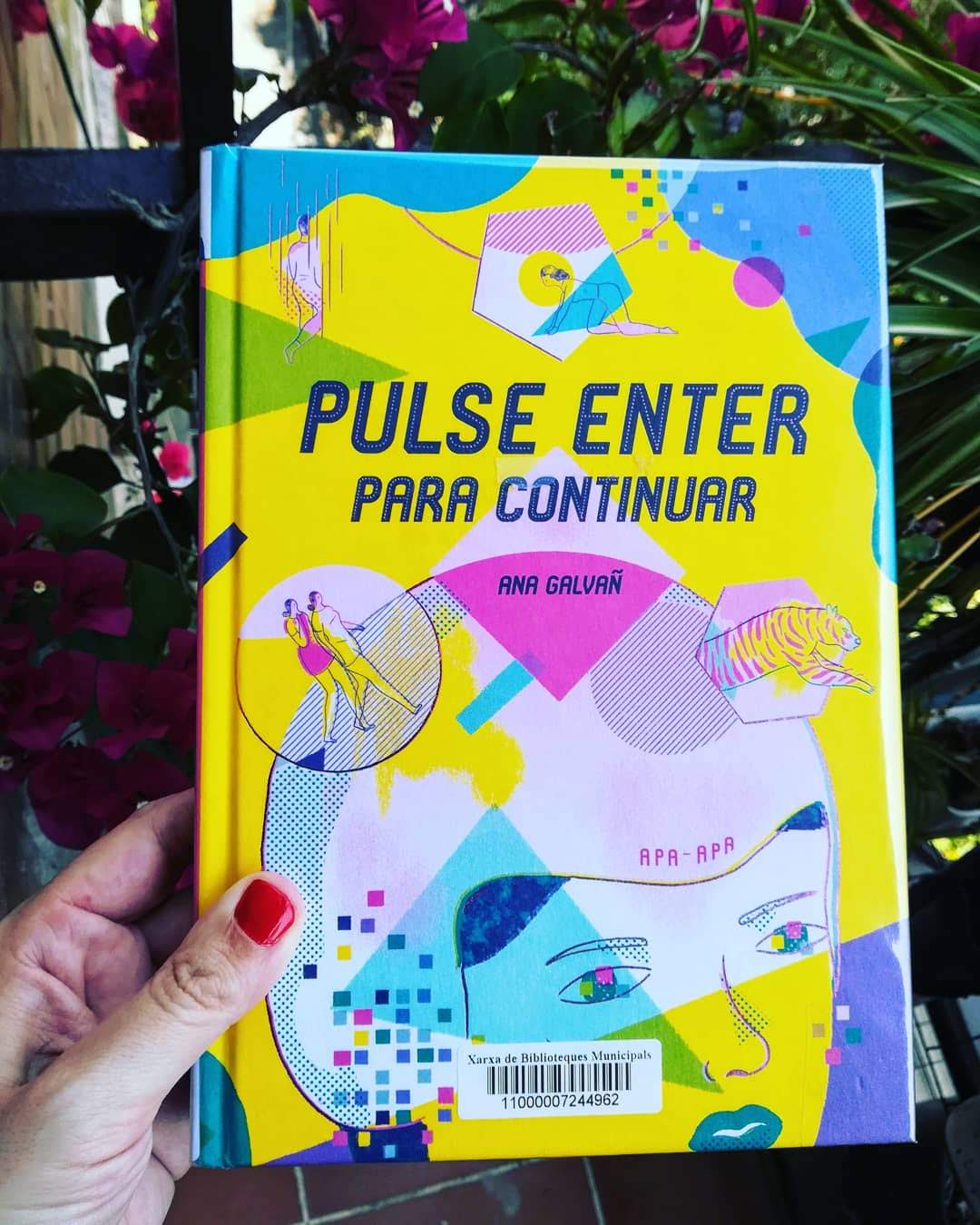 Pulse Enter Para Continuar 2018 Ana Galvañ Pisycaca