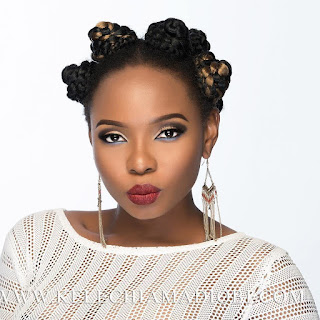 Here Are 5 Things We Found Out About Yemi Alade After Her Fader Interview (Photos)