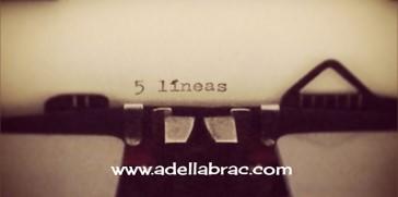 Reto 5 Líneas: Diciembre 2018- El brillo de tu sonrisa