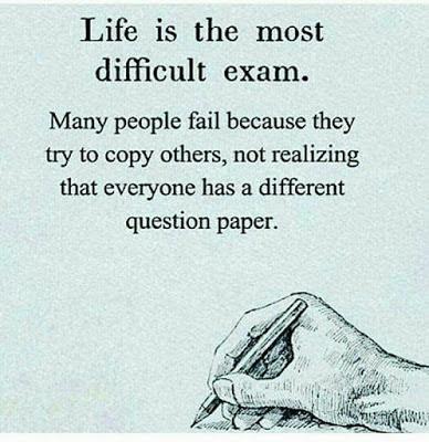Good Exam Quotes