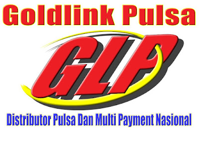 Logo Server GoldLink Agen Pulsa Elektrik All Operator Online Termurah