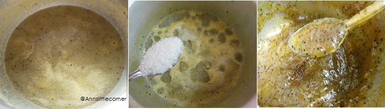 How to make Kiwi Jam - Step 3