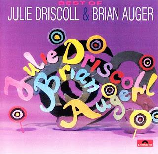 Julie Driscoll & Brian Auger - 1993 - Best Of Julie Driscoll & Brian Auger