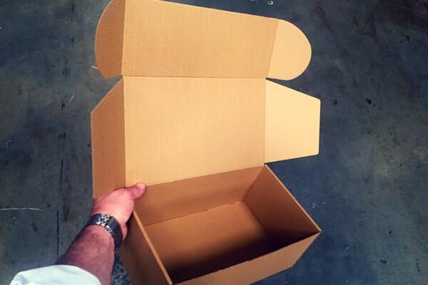 cajas para ropa y calzado deportivo