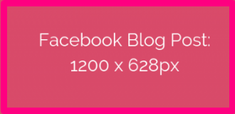 Best Photo Size For Facebook Post