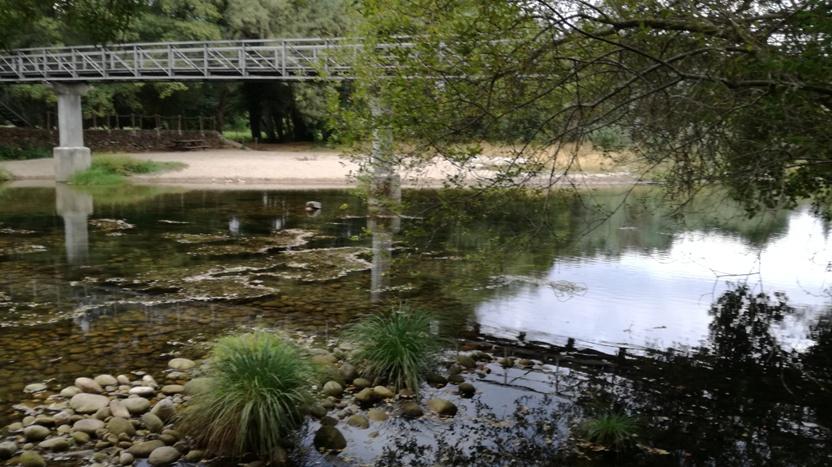 Zona Fluvial de Ourondo