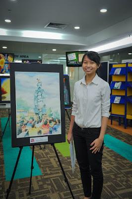Art Competition Sim Li Mei from Taylor's University