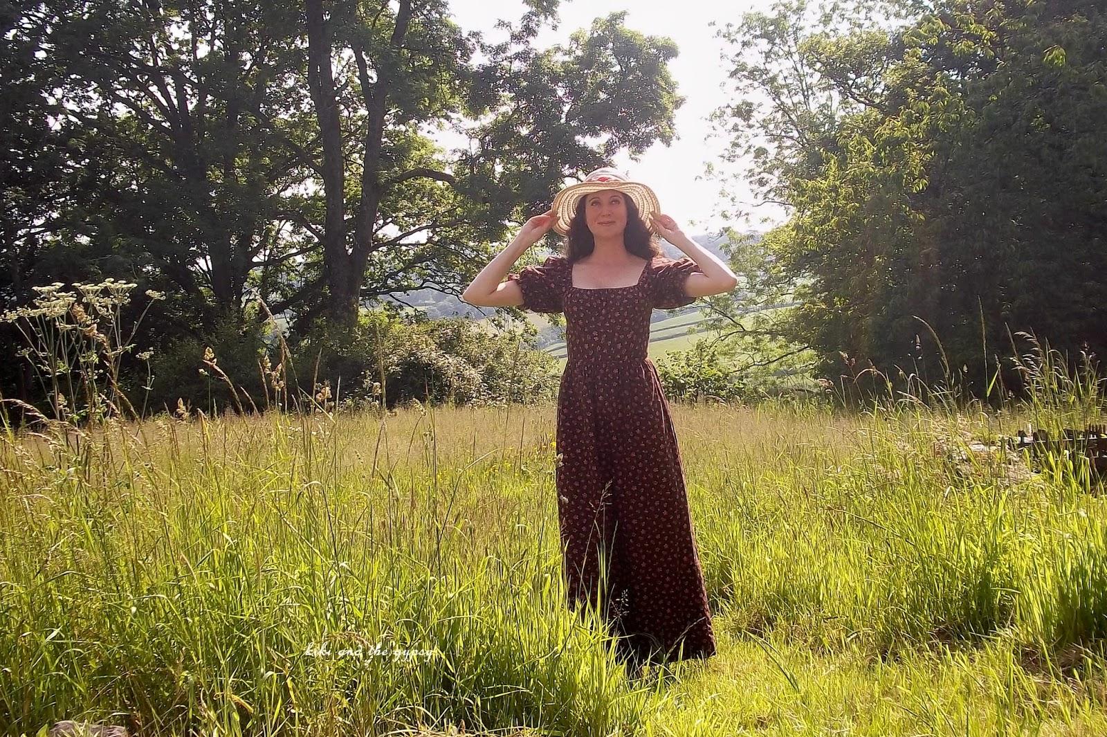 Enchanted Garden: Kiki And The Gypsy: Enchanted Garden, & A Spy Girl Portrait