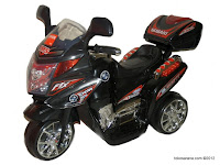 Junior HZL051 BMW Battery Toy Motorcycle
