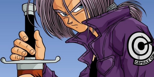 Découvrez l'ennemi de Dragon Ball Super, l'arc de Trunks du Futur avec un Black Goku.