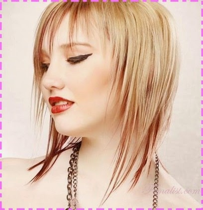Model rambut Bob 6