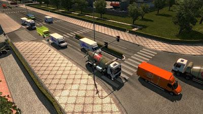 Traffic Truck Indo