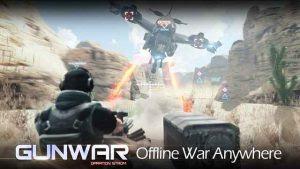Download Gun War SWAT Strike Mod Apk Unlimited Money 2.7.0 Terbaru
