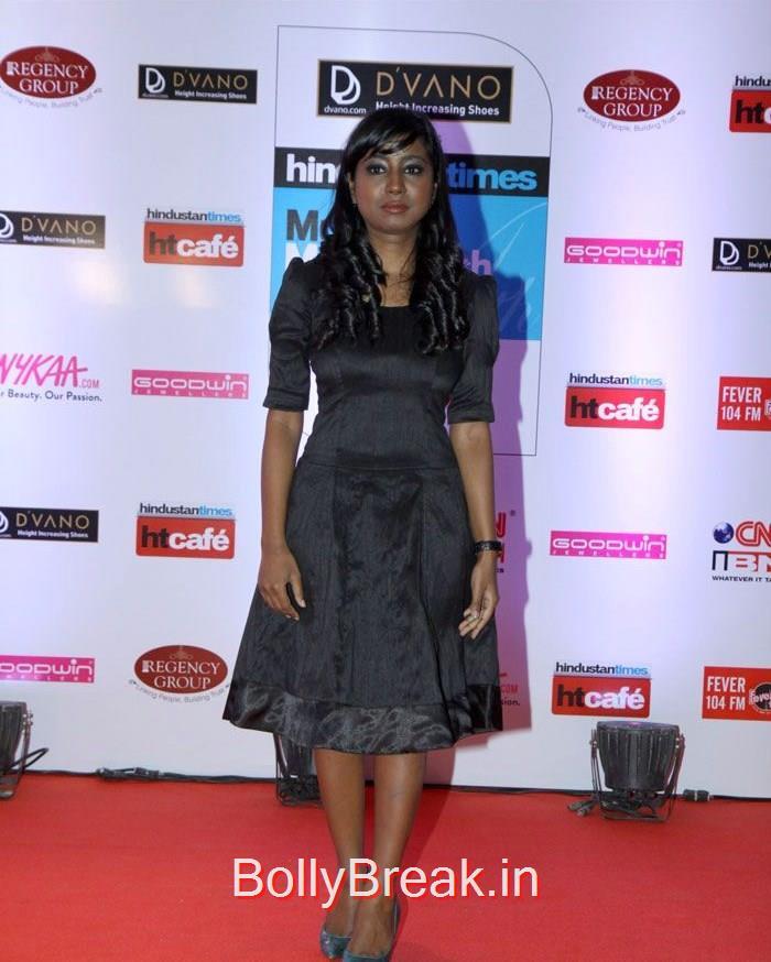 Shilpa Rao, Mumbai's Most Stylish Awards 2015 Full Photo Gallery