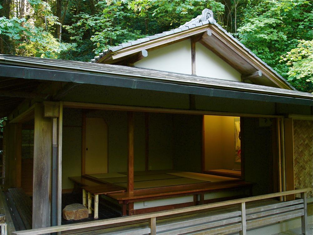 Portland Oregon Japanese Garden, Panasonic Lumix L1, Zen, meditation