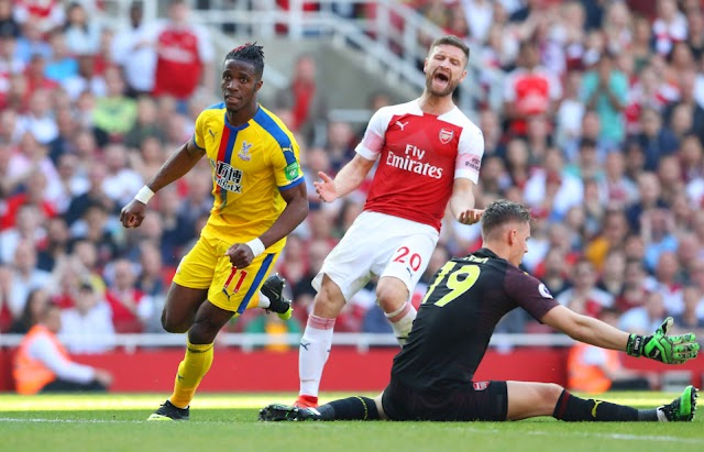 Arsenal 2-3 Crystal Palace: Gunners Lose Chance to Clinch Third Spot