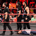 Hasil Lengkap Monday Night RAW 20 November 2017