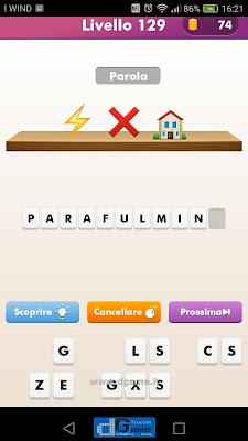 Emoji Quiz soluzione livello 129