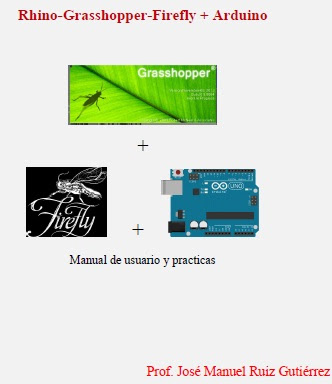 Tutorial Arduino PDF: Rhino-Grasshopper-Firefly + Arduino