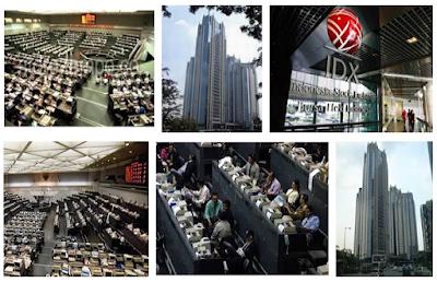 cara kerja pasar modal dan analisa untung rugi trading saham