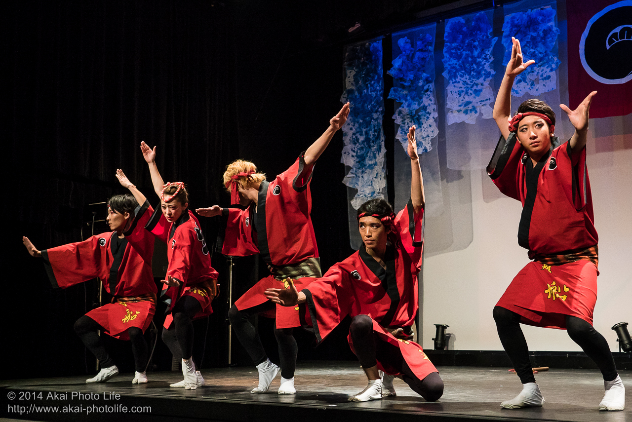 創作舞踊集団 寶船 20周年記念公演 純粋な意図2014