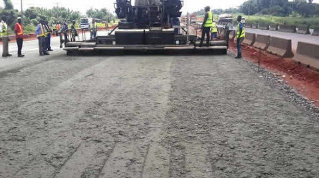 After 11 months, work resumes on Lagos-Ibadan expressway