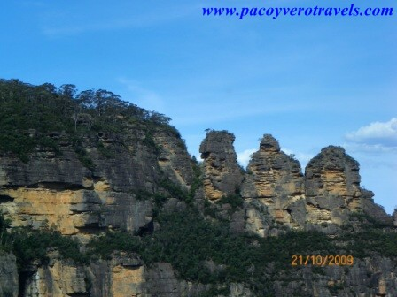 Como ir a las Blue Mountains desde Sydney