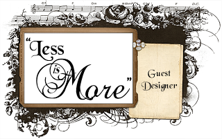Guest Designer ~ 2nd April 2016