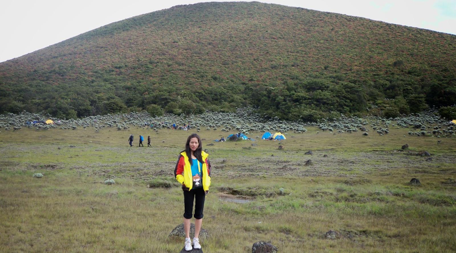 Pesugihan Munding Seuri di Gunung Gede gunung dan phon dan selamat hidup