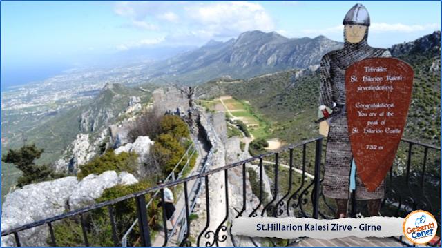 St.Hillarion-Castle