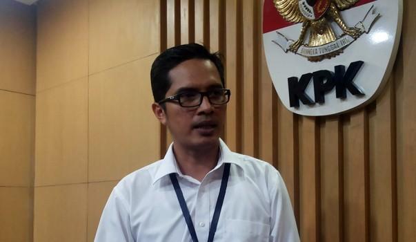 KPK Tangkap Tangan Wali Kota Pasuruan Setiyono