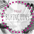 Buyincoins: Haul y recomendaciones
