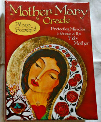 Mother Mary Oracle by Alana Fairchild Review