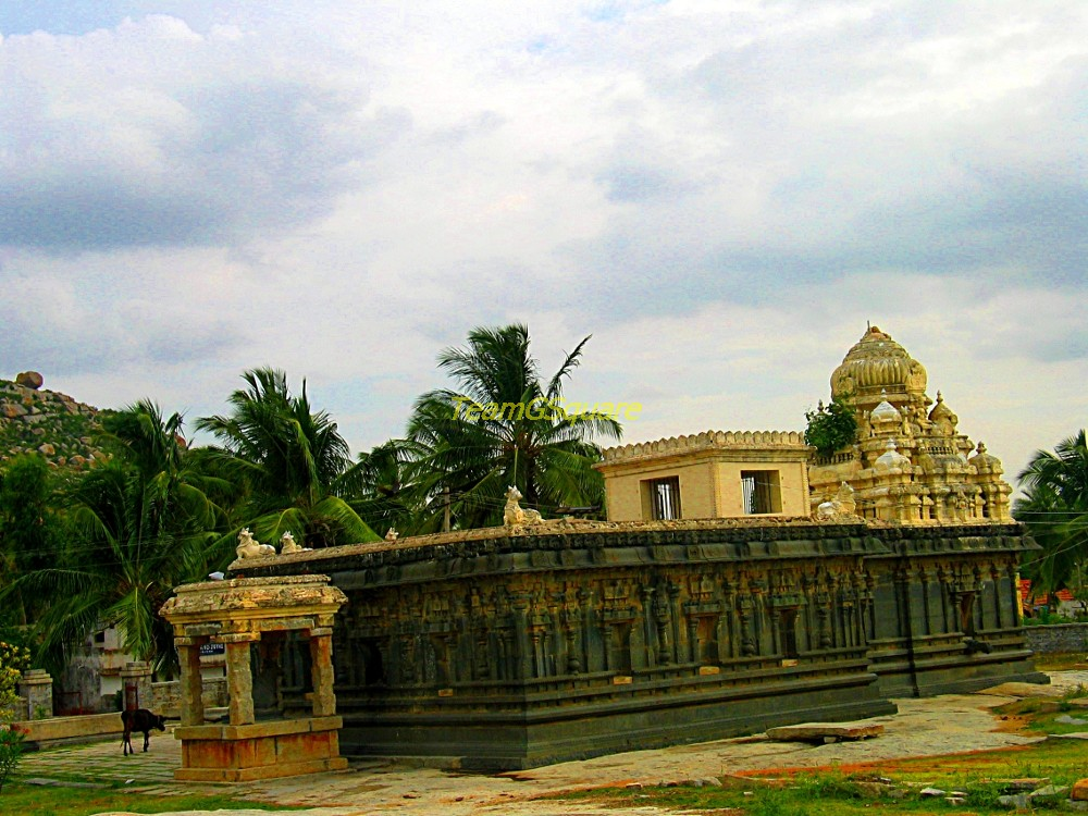 Sri Someshwara Temple, Kurdumale