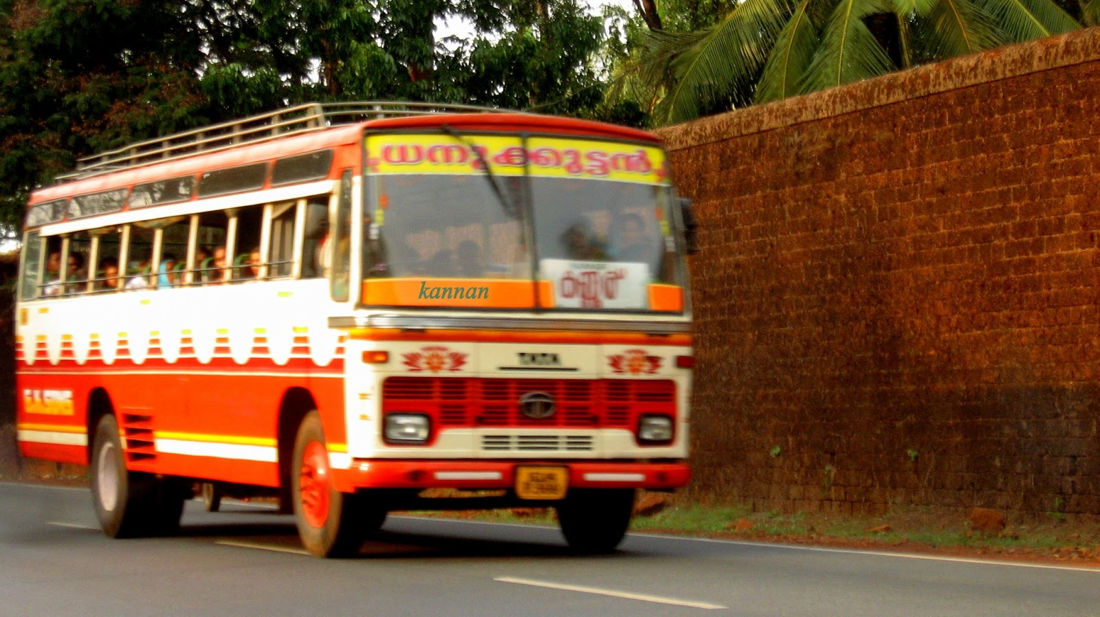 Kannur Private Buses